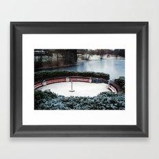 Oslo Framed Art Print