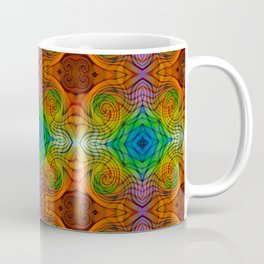 Tryptile 34d (Repeating 1) Coffee Mug