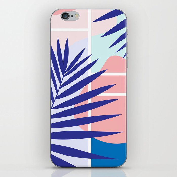 Memphis Mood iPhone Skin