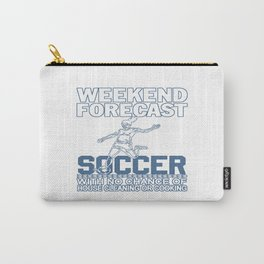 WEEKEND FORECAST SOCCER Carry-All Pouch