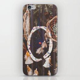 Dream Catcher (Color) iPhone Skin