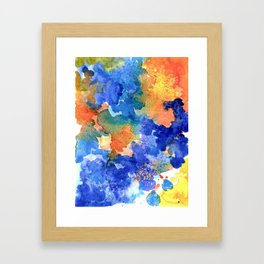Watercolor 1 Framed Art Print