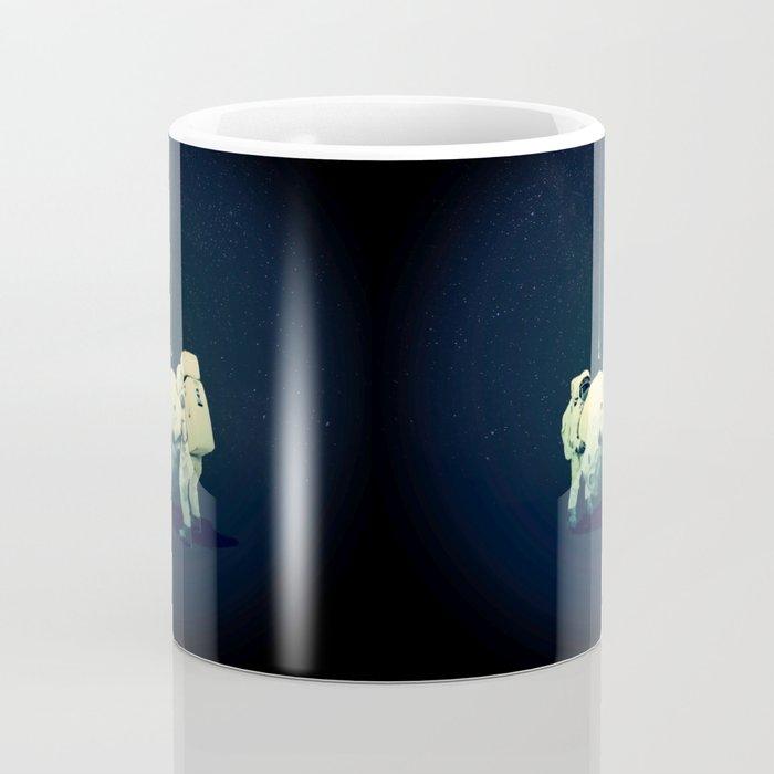 Moon hang Coffee Mug