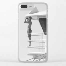 Tower 13 Clear iPhone Case
