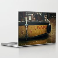 liverpool Laptop & iPad Skins featuring That's Liverpool not Liverpoo =) by Mark Bagshaw Photography