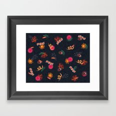 thought_forms Framed Art Print