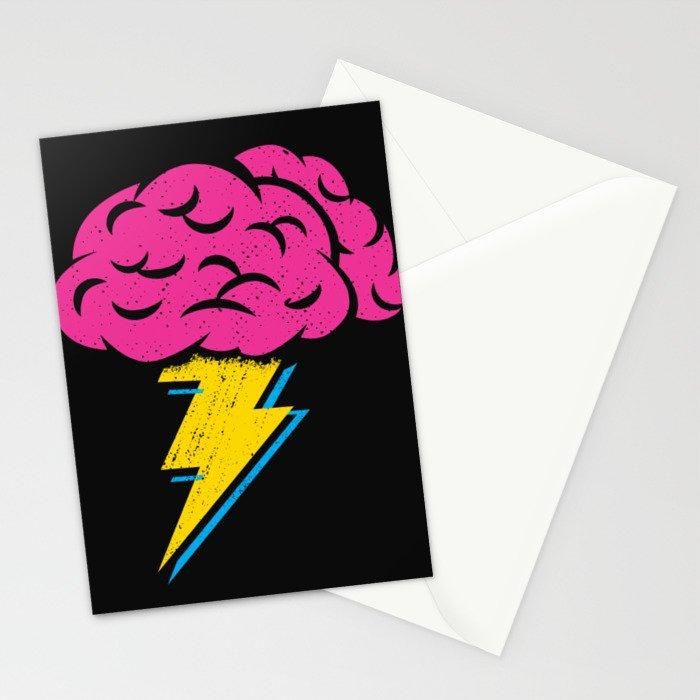 Brainstorm Stationery Cards