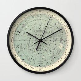 Experiment 02: Star Map Wall Clock