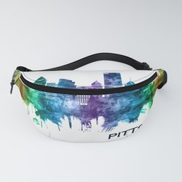 Pittsburgh Pennsylvania Skyline Fanny Pack