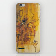 since the beginning we are... iPhone & iPod Skin