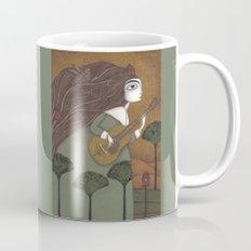 The Guitar Player Mug