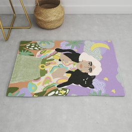 Witchy Woman Rug