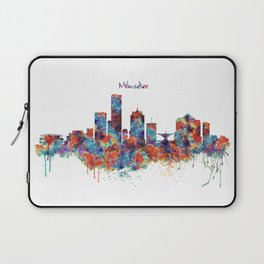 Milwaukee Skyline Laptop Sleeve