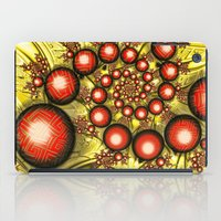 chinese iPad Cases featuring Chinese Balls by Alice Gosling