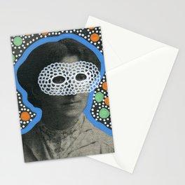 Sguardi Neri Sotto Cieli Neri 002 Stationery Cards