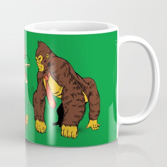 Boss vs Kong Mug
