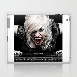 Sexy Female Vampire Laptop & iPad Skin