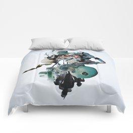 hourglass Comforters