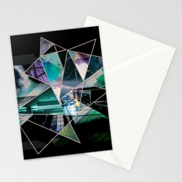 Leng Pattern 6ii Stationery Cards