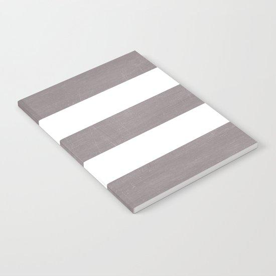 five - dark gray Notebook