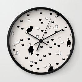 KATS Wall Clock