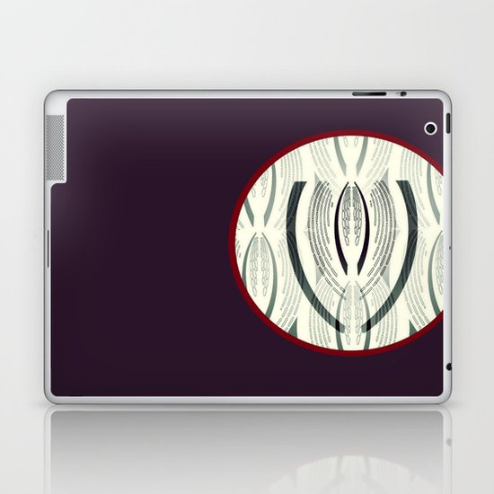 The symbol Laptop & iPad Skin