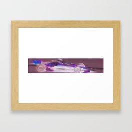 Para Speed Framed Art Print