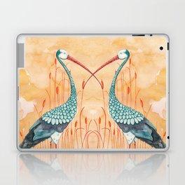 An Exotic Stork Laptop & iPad Skin