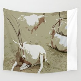 Oryx 1 Wall Tapestry