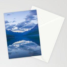 Bowman Lake Stationery Cards
