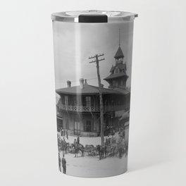 Pensacola, Florida 1900 Travel Mug