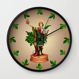 Pancratius Wall Clock
