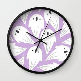 Baby Halloween Wall Clock