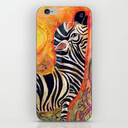 Color Stripes iPhone Skin