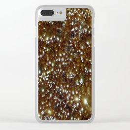 Bubbling Clear iPhone Case