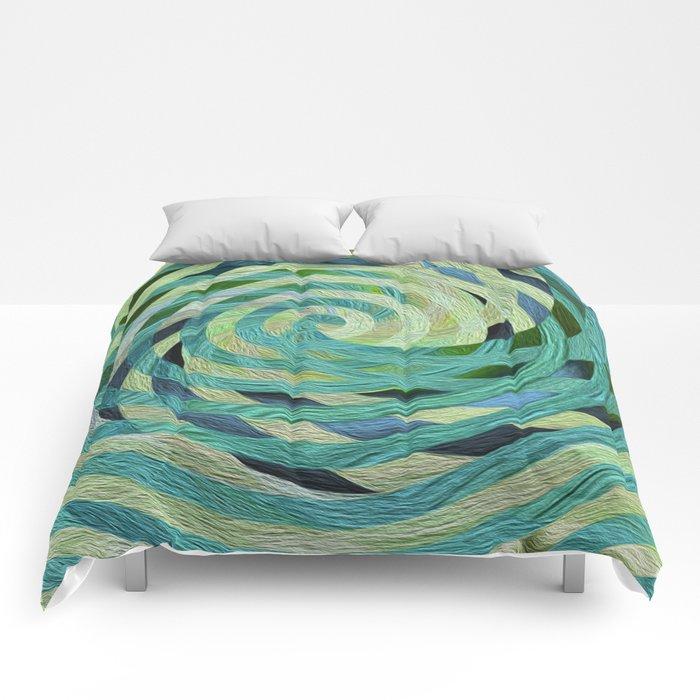 Turned Comforters