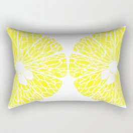 Lemonade Made Rectangular Pillow