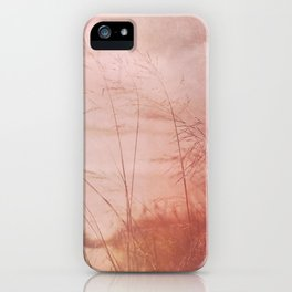 Love at the Beach iPhone Case
