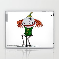 Happy Clown Laptop & iPad Skin