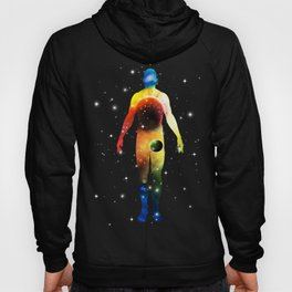The Universe is in Us Hoody
