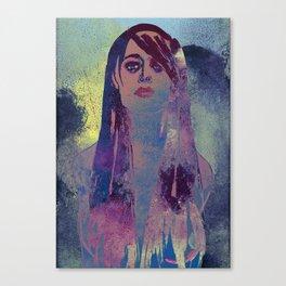 natalic cosmos Canvas Print