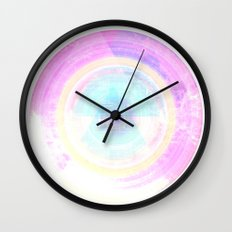 Hypernova Wall Clock