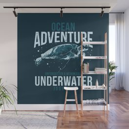 Ocean Adventure Wall Mural