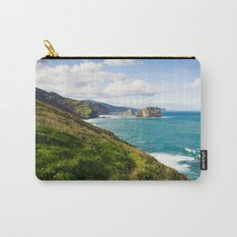 Basque Country coast landscape Carry-All Pouch