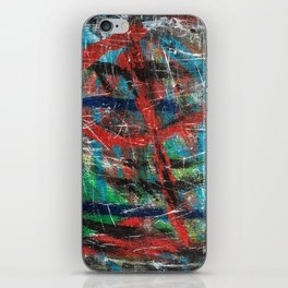 Hick Spit  iPhone Skin