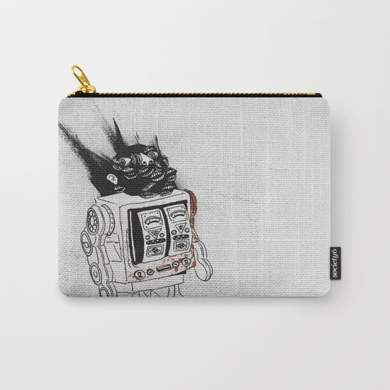 robot army Carry-All Pouch