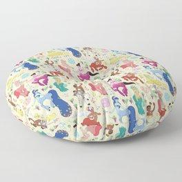 Centaurettes Floor Pillow