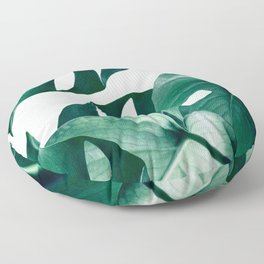 Monstera #society6 #artprints #buyart Floor Pillow