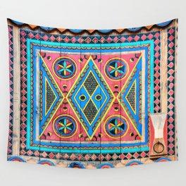 Saudi Colors Wall Tapestry