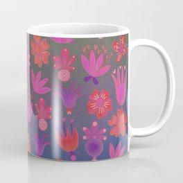 Moon-flowers - Full Moon Coffee Mug